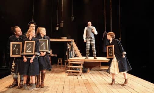 """Teatro familiar en el Chapí con """"Las aventuras de T. Sawyer"""""""