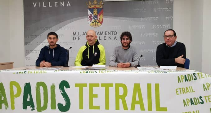 El carrera solidaria «Apadis Tetrail» incorpora un paseo adaptado y repartirá los beneficios con el Asilo