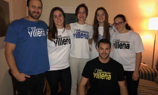 Disputado campeonato de invierno júnior y absoluto de Natación en Castellón