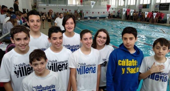Disputado campeonato autonómico alevín de natación
