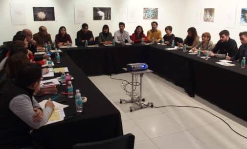 Reunión para determinar los estatutos del proyecto AVE Villena y Levante Interior