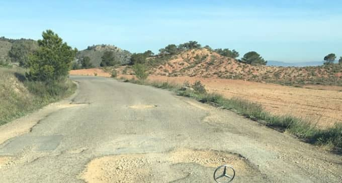 Villena solicita a Diputación una subvención para arreglar el Camino de Salinas
