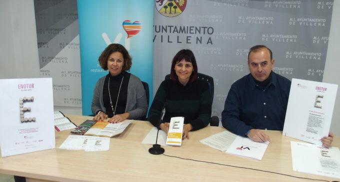 Villena reúne al comercio, el patrimonio cultura y gastronómico para promocionar el vino local