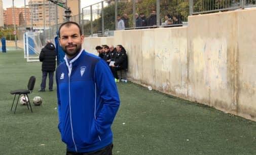 Héctor Sánchez, nuevo entrenador del Villena CF Juvenil A