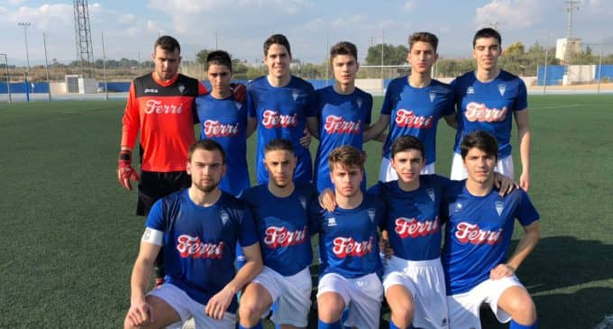 Importante victoria del Villena CF B
