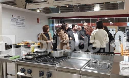 El Mercado Municipal abre las nuevas cocinas con el fin de dinamizar este espacio
