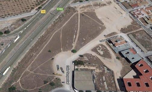 Los vecinos de La paz proponen un parque urbano entre la calle San Sebastián y rotonda de la avenida de La Paz