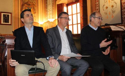 Villena estima en 600.000 euros la inversión necesaria para modernizar los dos polígonos industriales