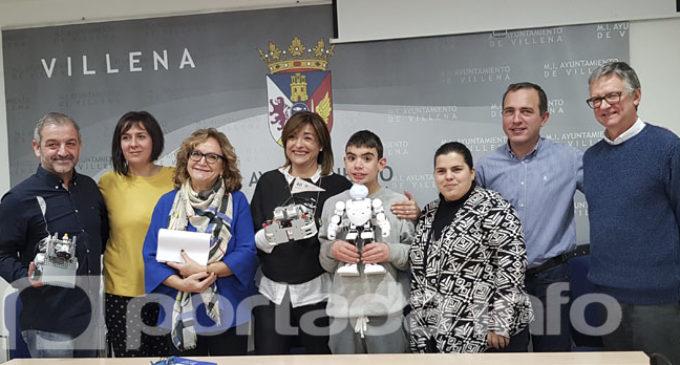 El IES Hermanos Amorós acogerá el concurso de robótica con proyectos tecnológicos para discapacitados