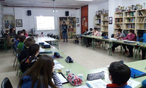 El colegio público Ruperto Chapí continúa su proyecto Stop Azúcares para reducir el consumo de azúcares procesados en los alimentos