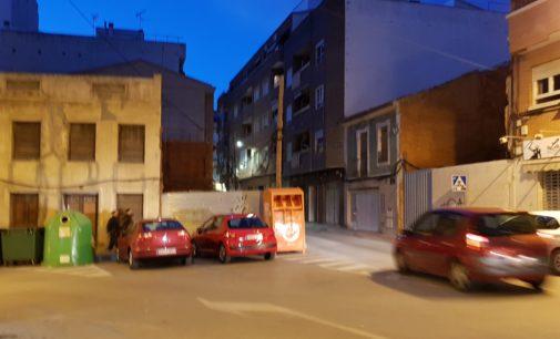 El PP pide la adecuación de un solar ubicado entre las calles Navarro Santafé y Jacinto Benavente