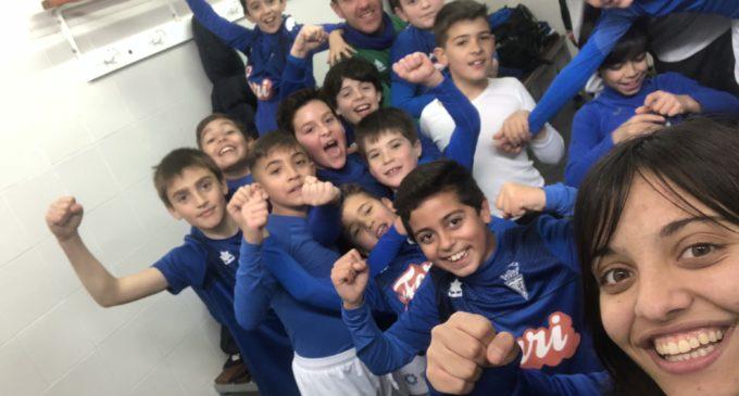 Partidazo del Villena CF Benjamín B