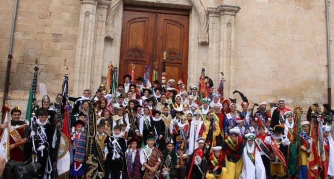 La JCF pone punto y final al Ecuador Festero con el Desfile de Clausura