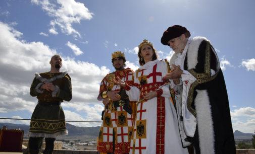 Villena recibe el premio Álvar Fáñez por la difusión de la figura del Cid en las Fiestas del Medievo