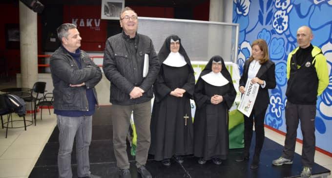 El Apadis Tetrail dona 1000 euros al Asilo de Villena