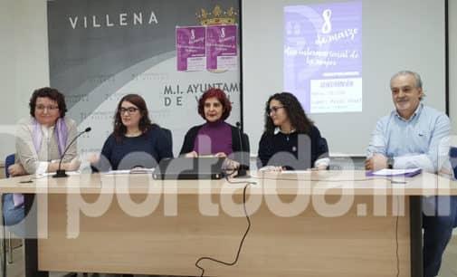 Convocan en Villena una huelga de mujeres para el 8 de marzo