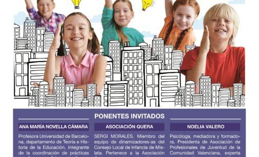Organizan una Jornada de participación infantil y juvenil en Villena