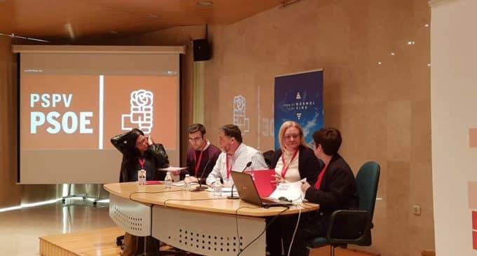 La edil socialista, Sandra Cuenca, es la secretaria de Igualdad en la Ejecutiva Comarcal del PSOE