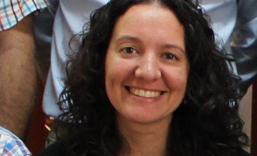 Dos música de la Sociedad Musical Ruperto Chapí en la banda de mujeres dela FSMCV