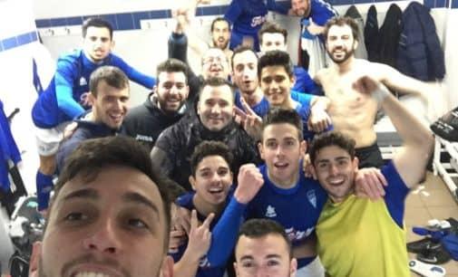 Importante victoria del Villena B en el derbi comarcal contra el Sax