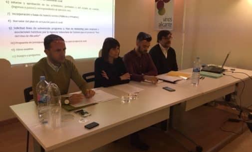 Villena ostenta la Presidencia de la Ruta del Vino de Alicante