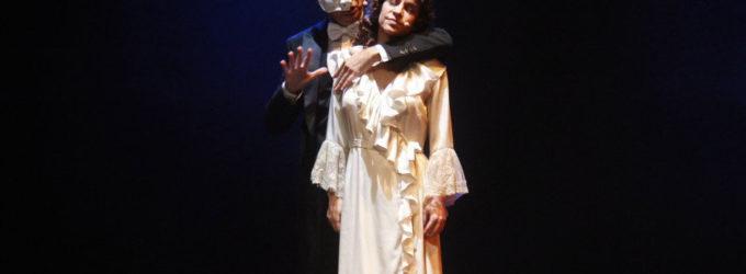 El villenense, Antonio Ródenas, estrena un espectáculo sobre los musicales de Brodaway