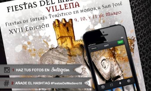 Concurso Instagram Villena Medieval
