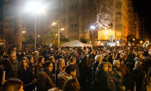 Valoración de la jornada del 8 de marzo en Villena