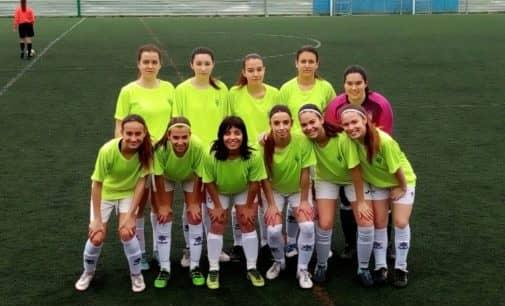 Derrota del Villena en el primer partido de la Copa Femenina de Fútbol de la Comunidad Valenciana