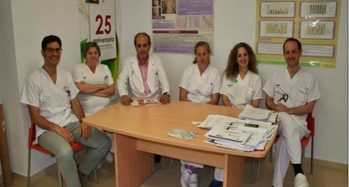 El hospital de Elda estudia la influencia de la alergia alimentaria en la inflamación de esófago