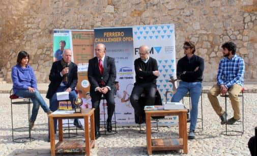 Presentados el XVII ITF Junior G1 Juan Carlos Ferrero y Ferrero Challenger Open