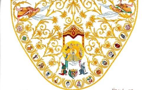 La Junta de la Virgen propone la confección del «Manto de Fiestas» para la Patrona