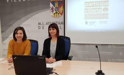 Villena recoge 345 propuestas para los presupuestos participativos
