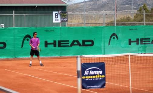 Arranca la competición en el ITF Junior G1 Juan Carlos Ferrero