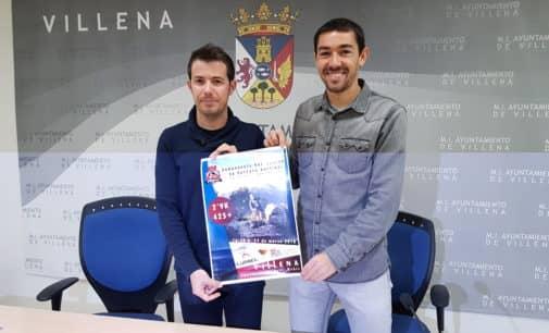 Villena acogerá el campeonato autonómico de carrera vertical