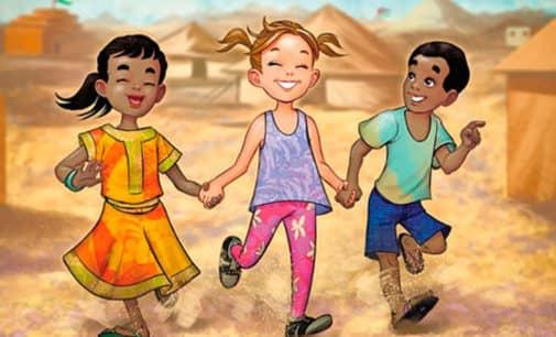Proyecto de acogida de niños saharauis en familias de Villena y comarca para el verano 2018