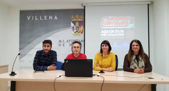 La banda Asian Dub Foundation encabezará la 13 Noche Étnica Mestizaje en Villena
