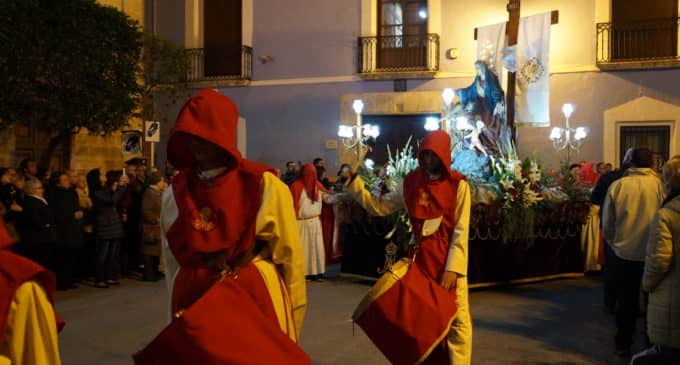 Las inclemencias metereológicas obligan a suspender la procesión del Silencio