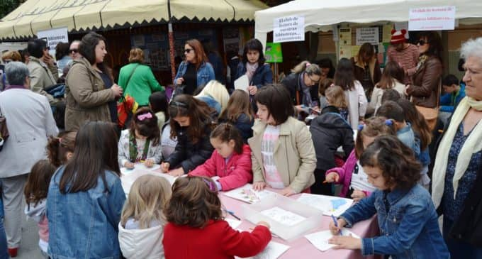 Unas 2.000 personas participaron en la Feria del Libro de Villena