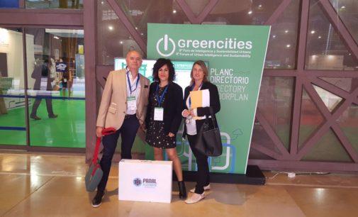Villena participa en el III Encuentro de Alcaldes y Alcaldesas por la Innovación en Málaga