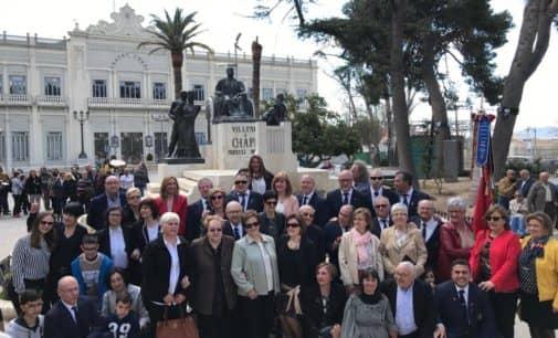 Intenso y emocionado homenaje a los fundadores de la Sociedad