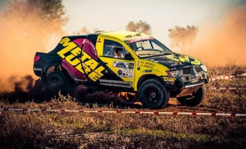 Metal Lube Rally Raid vuelve al mundial en Portugal