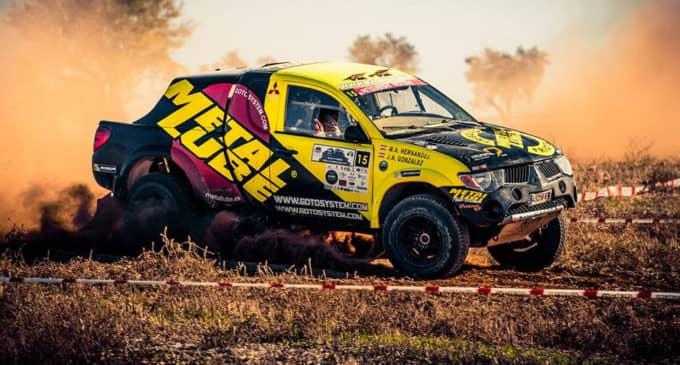 Metal Lube Rally Raid celebra 10 años de participación en el «XIII Rally Baja Almanzora»