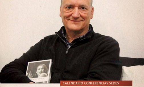La UA organizan un encuentro en Villena con el Premio Nacional de Narrativa Gustavo Martín Garzo