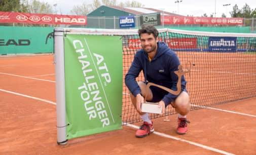 Pablo Andújar campeón del Ferrero Challenger Open