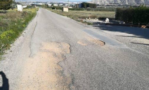Adjudicada la obra de adecuación de la Vereda de Ramos y Camino de Játiva por 105.968 euros
