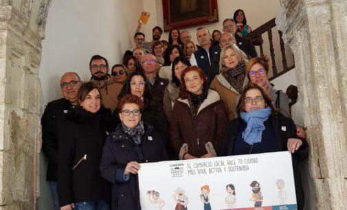 Inician una campaña para dar a conocer la profesionalidad de los comerciantes de Villena