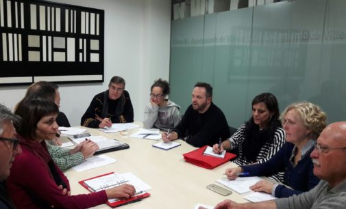 Nueva reunión de la comisión del Foro Económico y Social de Villena sobre el Plan General
