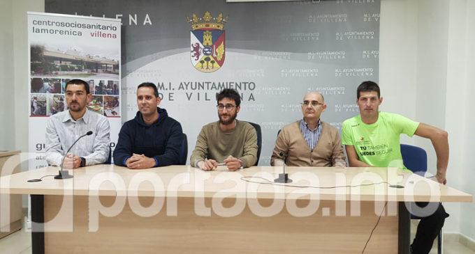 Villena acogerá una media maratón el próximo 6 de mayo