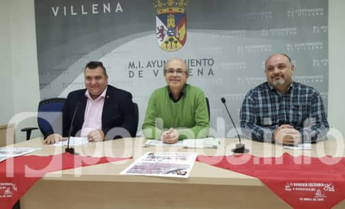 La comparsa de Piratas organiza una romería solidaria a beneficio de AMIF